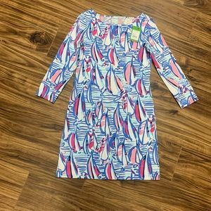 Lilly Pulitzer Marlowe Red Right Return, XS, NWT